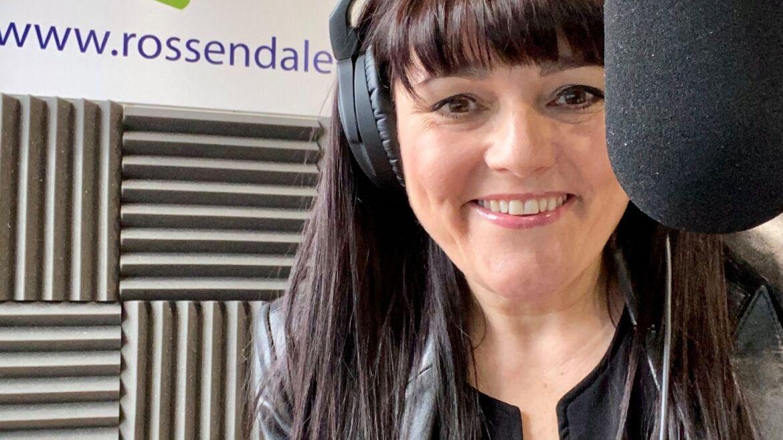 Tracy Heatley On Rossendale Radio