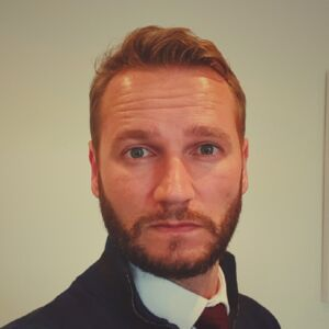 Brad Hacking, Rossendale Borough Council Business Adviser