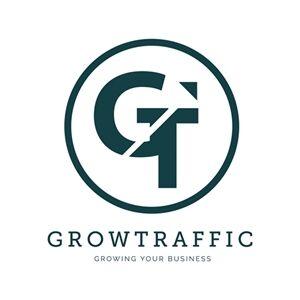 Grow traffic company logo