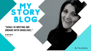 Tracy Heatley My Story Blog Cover Image