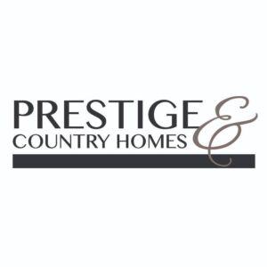 Prestige & Country Homes Logo