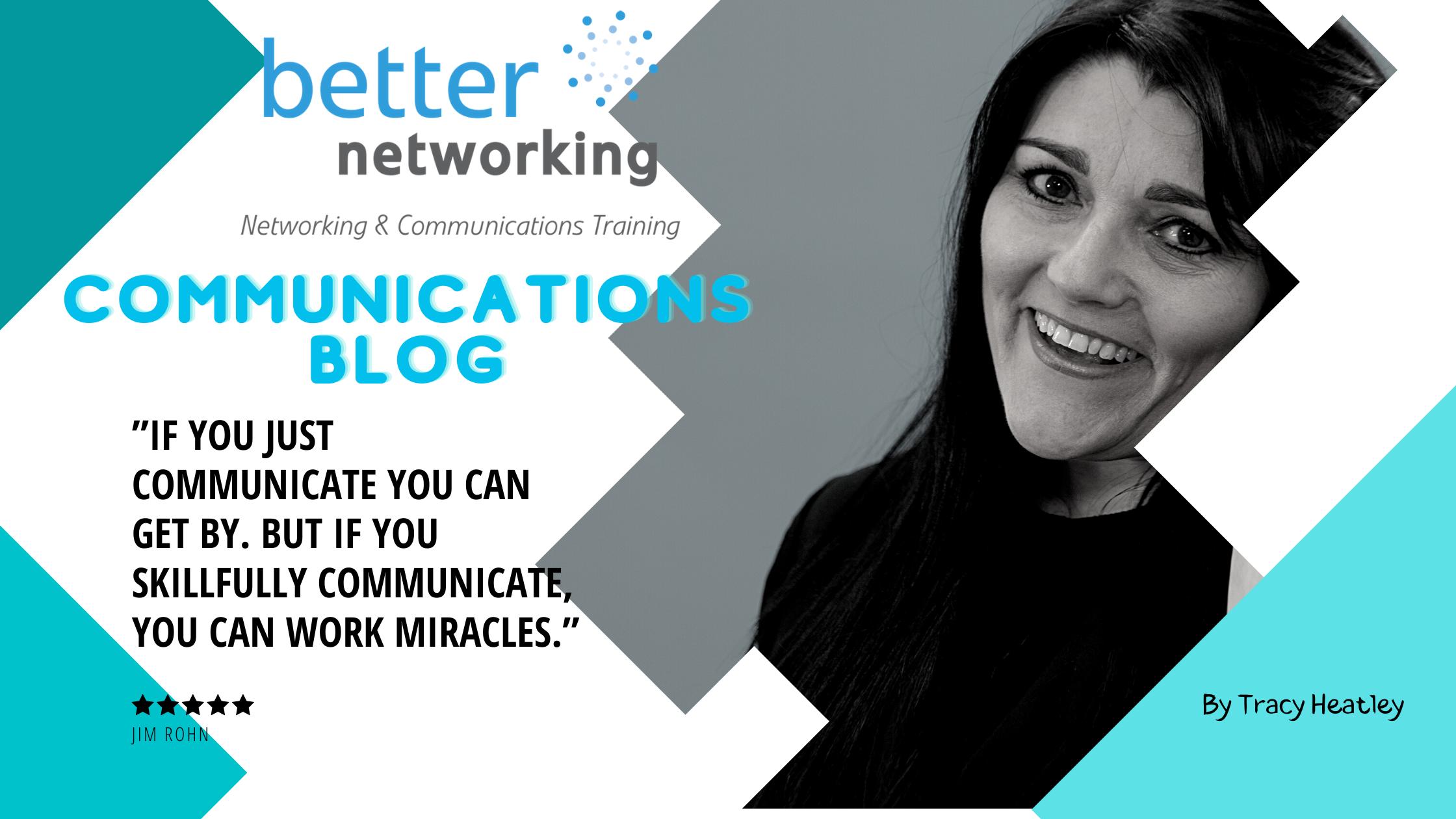 Communications Blog Cover