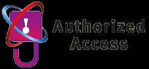 Authorised Access Logo