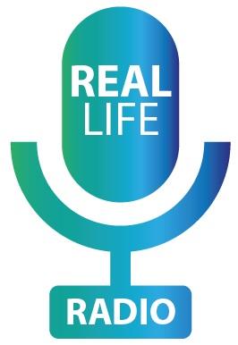 Real Life Radio Logo