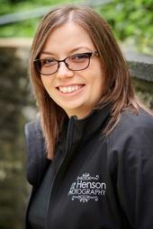 Liz Hall from Liz Henson Photography headshot to show what she looks like