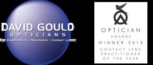 David Gould Opticians Logo -About David Gould Opticians
