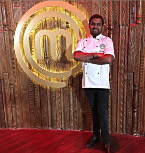 Dinesh Patel On Master Chef India