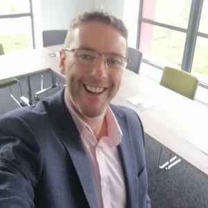 Darren Bentham Profile Photo to show what he looks like